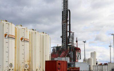Bohrung in Schwegenheim: Erdöl nachgewiesen
