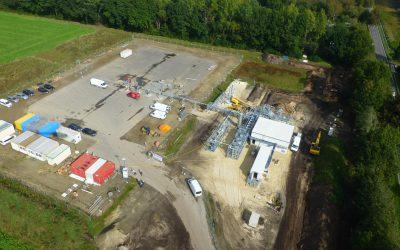 Regionales Gemeinschaftsprojekt erfolgreich: Neptune Energy startet Gasförderung in Hoogstede