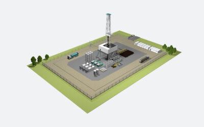 Heimisches Erdgas aus Hoogstede: Neptune Energy teuft zweite Erdgasbohrung im Feld Adorf ab